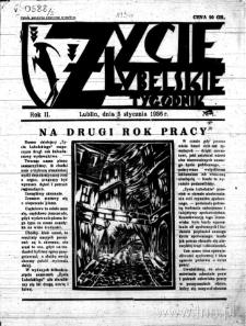 Życie Lubelskie - Tygodnik, R. 2 (1936), nr 1