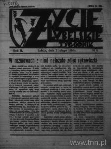 Życie Lubelskie - Tygodnik, R. 2 (1936), nr 5