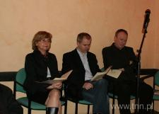 """Osoby zaproszone do odczytania """"Poematu o mieście Lublinie"""" w 2009 roku"""