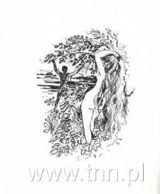 """Ilustracja do tomu J. Łobodowskiego """"Jarzmo kaudyńskie"""""""