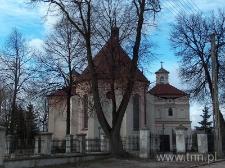 Kościół parafilany w Turobinie