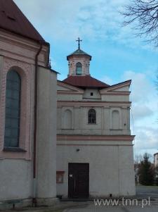 Kaplica przy kościele parafialnym w Turobinie