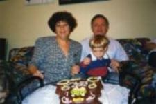 Jakub, Rosa, Eliad Drutinowie, Izrael, 11 czerwca 1994