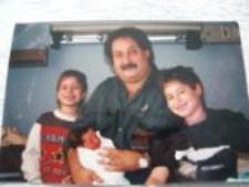 Son of Samuel Merstem with family