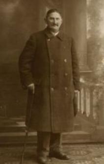 Wolf Lewin, Inowrocław, before the war