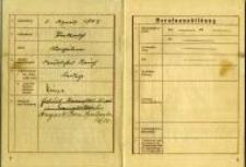 Arbeitsbuch Gertrudy Lewin