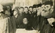 Członkowie Rady Żydowskiej w Piaskach. 1942 rok.