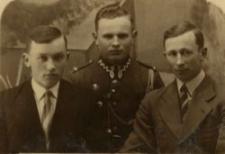 Stanisław, Aleksander, Jan Jarosz, 1936.
