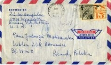 The letter from Teresa Szyper to Jadwiga Maliszewska (nee Drozdowska), December 16, 1964