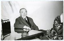 Leon Drozdowski. The father of Jadwiga Maliszewska, Lublin c.1974-1975