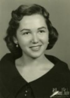Teresa Szyper, born as Pola Fajrajzen, Kansas City, the United States, 1951, author unknown