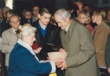 Wanda Michalewska, Franciszek Kiryluk