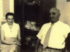 Chaim Kawa, the hidden of the Szyszkowski family, Tel Aviv, Israel, author and date unknown