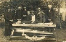 The family Zofia's Patyra Szemro