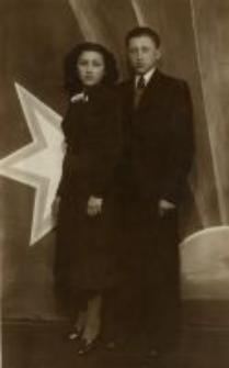 Jan Szmulewicz, uratowany przez rodzinę Stankiewiczów i jego siostra Elżbieta; okres okupacji.