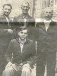 David Finkelsztajn, Mikołaj Iwaniuk, Gedali Rydlewicz, Wolf Englender