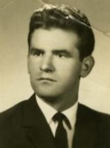 Stanisław Wiśliński. The father of Marianna Turek, 1962
