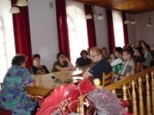 Meeting with Eugenia Złotko in Wojsławice