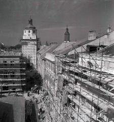 Prace remontowe na Starym Mieście w Lublinie