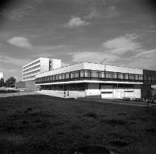 Budynki Politechniki Lubelskiej przy ulicy Nadbystrzyckiej