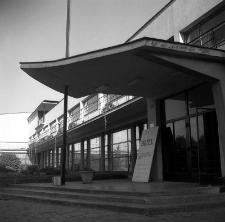 Budynek Chatki Żaka w Lublinie