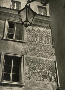 Sgraffito Kamienicy Rynek 13