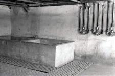 Łaźnia na terenie byłego obozu koncentracyjnego na Majdanku