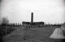 Krematorium na terenie byłego obozu koncentracyjengo na Majdanku