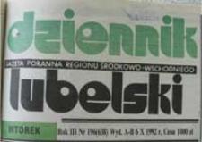 Polskie czołgi na ulicach Tomaszowa