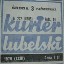 Kurier Lubelski 1979 nr 222 : 2 pażdziernika 1939 r. : ostatnia bitwa