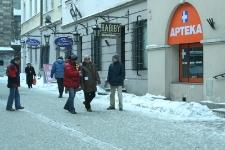 Spacer z Ariavem Nimrodem po Lublinie