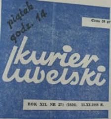 Kurier Lubelski 1968 nr 271 : Kto bronił Lublina? (19)