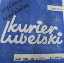 Kurier Lubelski 1969 nr 51 : Kto bronił Lublina? (44)