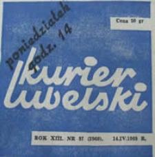 Kurier Lubelski 1969 nr 87 : Kto bronił Lublina? (56)
