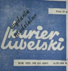 Kurier Lubelski 1969 nr 215 : Kto bronił Lublina? (64)