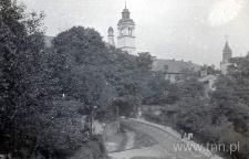 Ulica Dolna Panny Marii