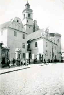 Kościół bernardynów p.w. Nawrócenia św. Pawła
