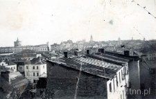 Panorama Lublina ze Wzgórza Czwartek