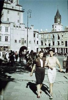 Żydówki na Krakowskim Przedmieściu