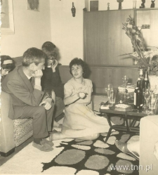 Anna Langfus z rodziną i sąsiadami - Nagroda Goncourtów