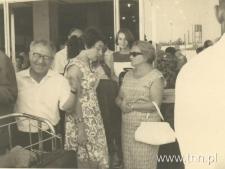Anna Langfus (prawdopodobnie w Izraelu, 1963)