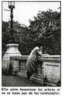 Anna Langfus w Paryżu