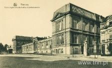 Wyższa Szkoła Włókiennicza w Verviers, gdzie Anna Langfus (wówczas Szternfinkiel-Rajs) studiowała z mężem Rajsem