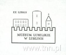 Ekslibris Muzeum Lubelskie w Lublinie