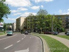 Ulica Leszczyńskiego