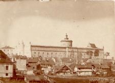 Lublin, panorama dzielnicy żydowskiej z Placu po Farze