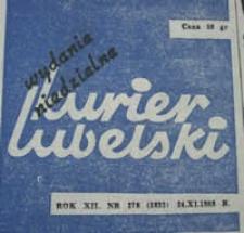 Kurier Lubelski 1968 nr 278 : Kto bronił Lublina? (21)