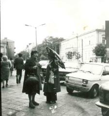 8 lipca 1980 roku na Krakowskim Przedmieściu