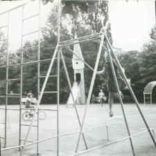 8 lipca 1980 roku na placu zabaw na LSM