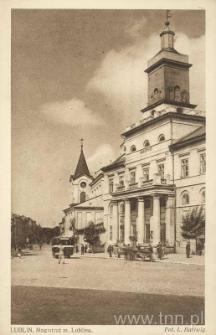 Lublin. Magistrat miasta Lublina